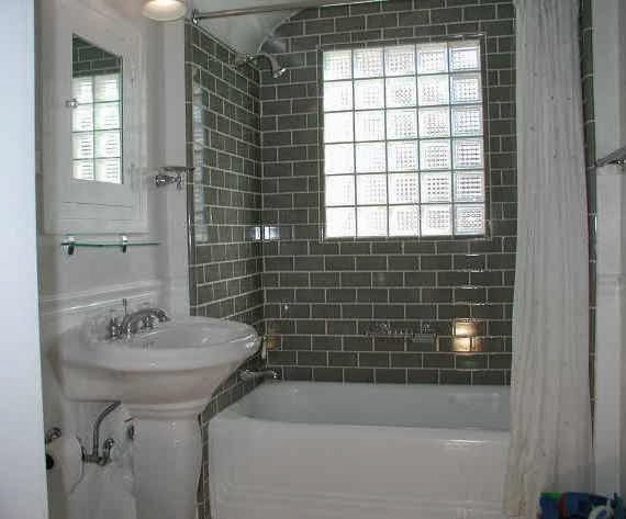 White subway tile bathroom ideas and pictures for Bathroom ideas using subway tile