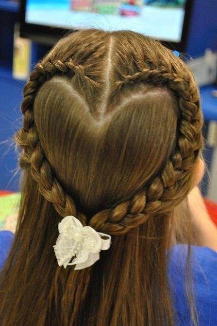 Heart Hair