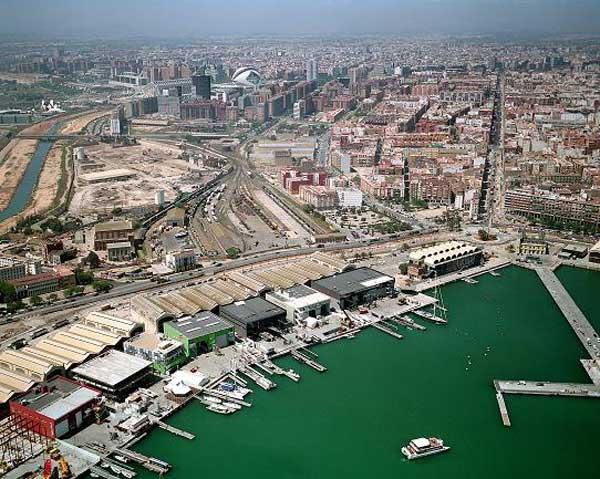 Valencia, panorámica