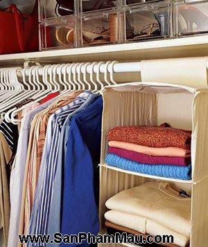 17 mẹo nhỏ cho tủ quần áo ngăn nắp-3