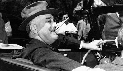 Franklin Delano Roosevelt's sin of omission: Auschwitz
