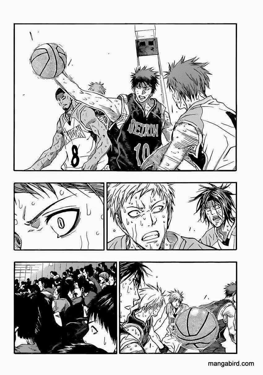 Kuroko no Basket Manga Chapter 265 - Image 14