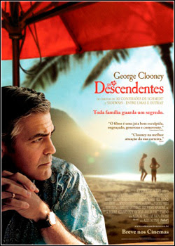Os Descendentes – BDRip Dual Áudio