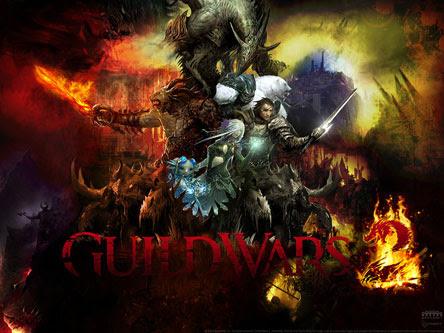 Game PC Terbaru Terbaik Tahun 2012 - Guild Wars 2