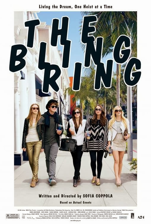 Poster Of English Movie The Bling Ring (2013) Free Download Full New Hollywood Movie Watch Online At Alldownloads4u.Com