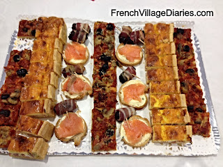 french village diaries life france aperos New Year Maire