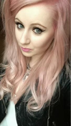 Sammi Jackson - Pink Hair