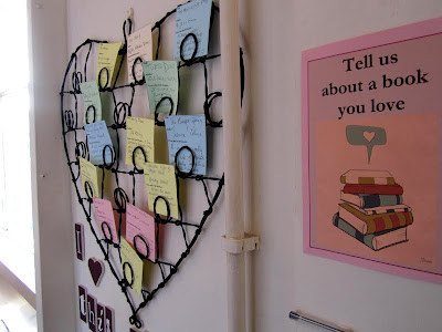 Tell us about a book you love