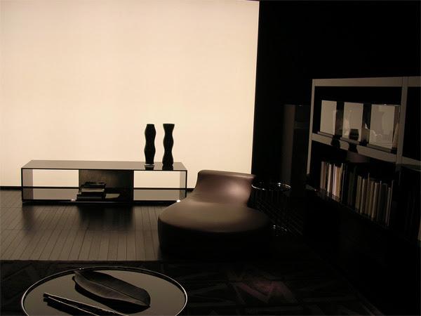 Темно-серый в дизайне интерьера