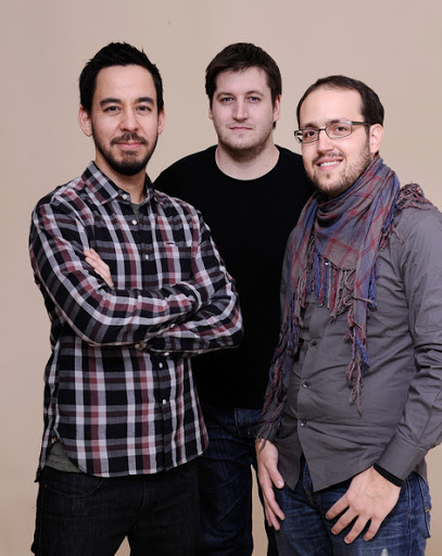 Mike Shinoda, Joe Trapanese dan Gareth Evans