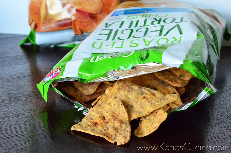 Green Giant™ Roasted Veggie Tortilla Chip - Garden Ranch