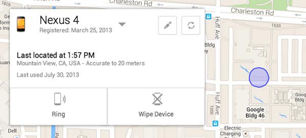 Android Device Manager sắp có mặt trên toàn cầu 2