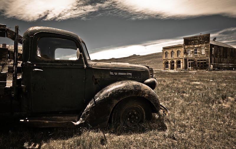 Great American Road Trip, cz.6.1 -- Bodie, relikty przeszłości..
