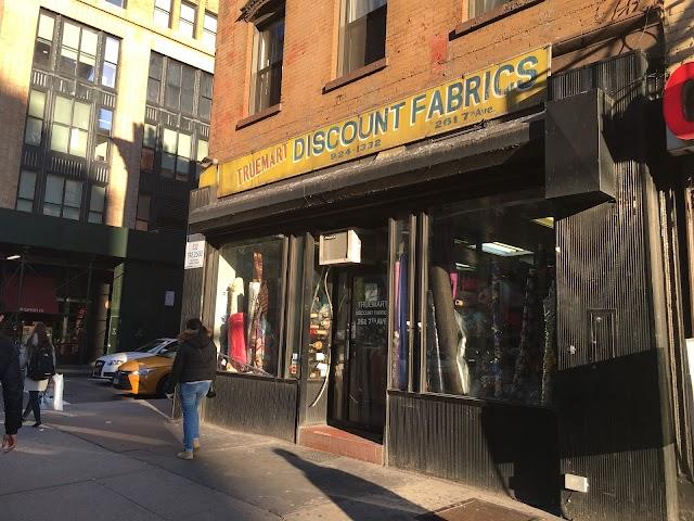 L P Thur Discount Fabrics