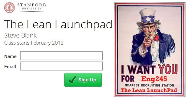 The Lean Launchpad