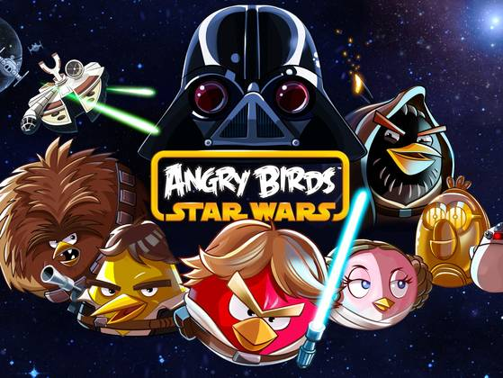 Angry Birds 'Star Wars' now Available on Windows Phone 8
