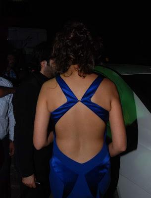 Genelia D'Souza Stills from Filmfare awards 2011