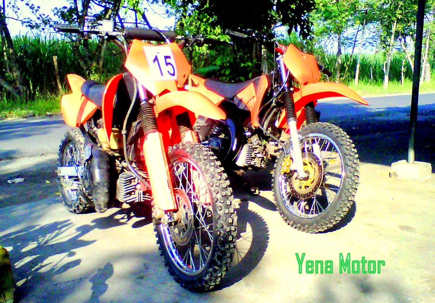 modif trail vega