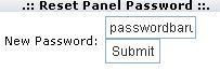 Cara Mengganti Password Control Panel WHMsonic