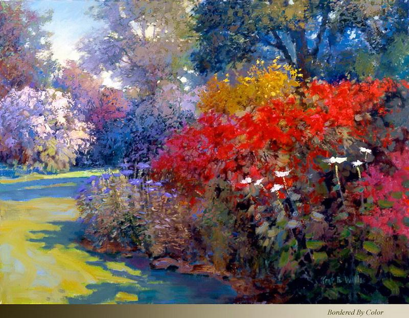Plein Air Oil Painting Kent