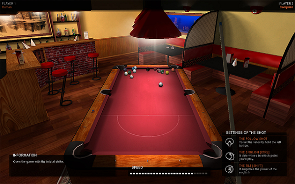 Billard Simulator