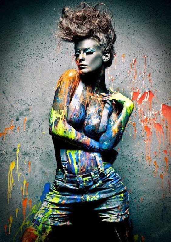 Body Paint Wallpapers Free Pictures For Android