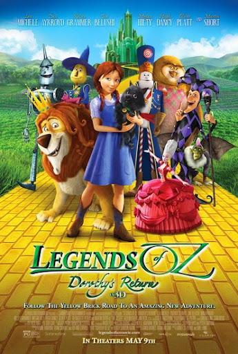 Legends of Oz: Dorothy's Return - Câu chuyện về xứ Oz thần tiên