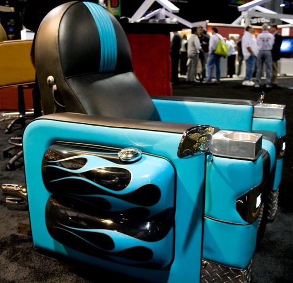 Кресло Harley Davidson
