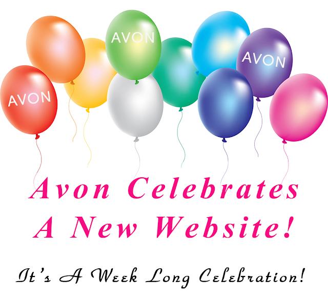 Celebrate with Avon!