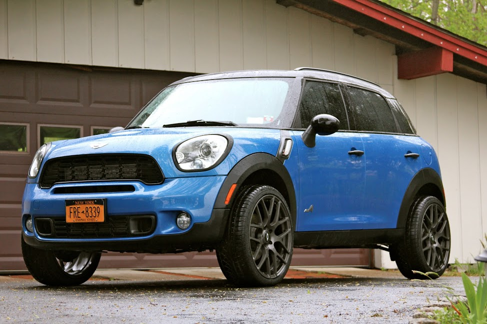 Mini Cooper Awd >> Anyone run a tire wider than a 225? - North American Motoring