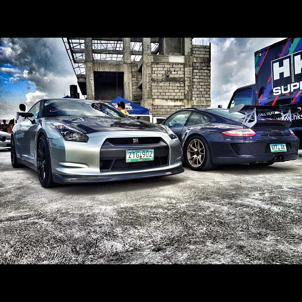 Speedtroopers Custom Pinoy Rides Nissan GT-R Porsche 911 GT3 RS Emperor Motorsports pic2