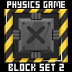 Physics Game Block Sprite 2