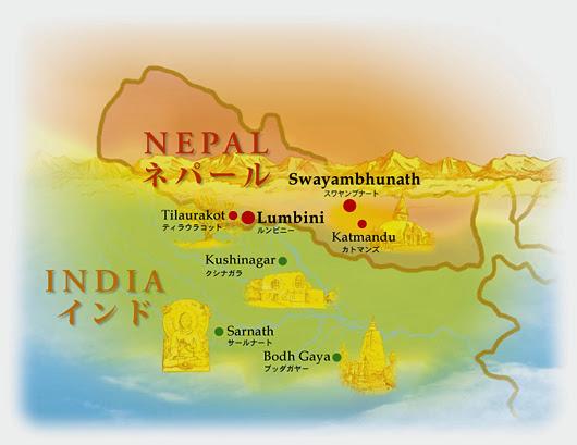 Trung Quốc và Ấn Độ tranh dành nhau một biểu tượng Phật Giáo