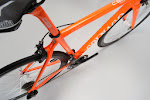 Orange Colnago C59 Italia Campagnolo Super Record Complete Bike at twohubs.com