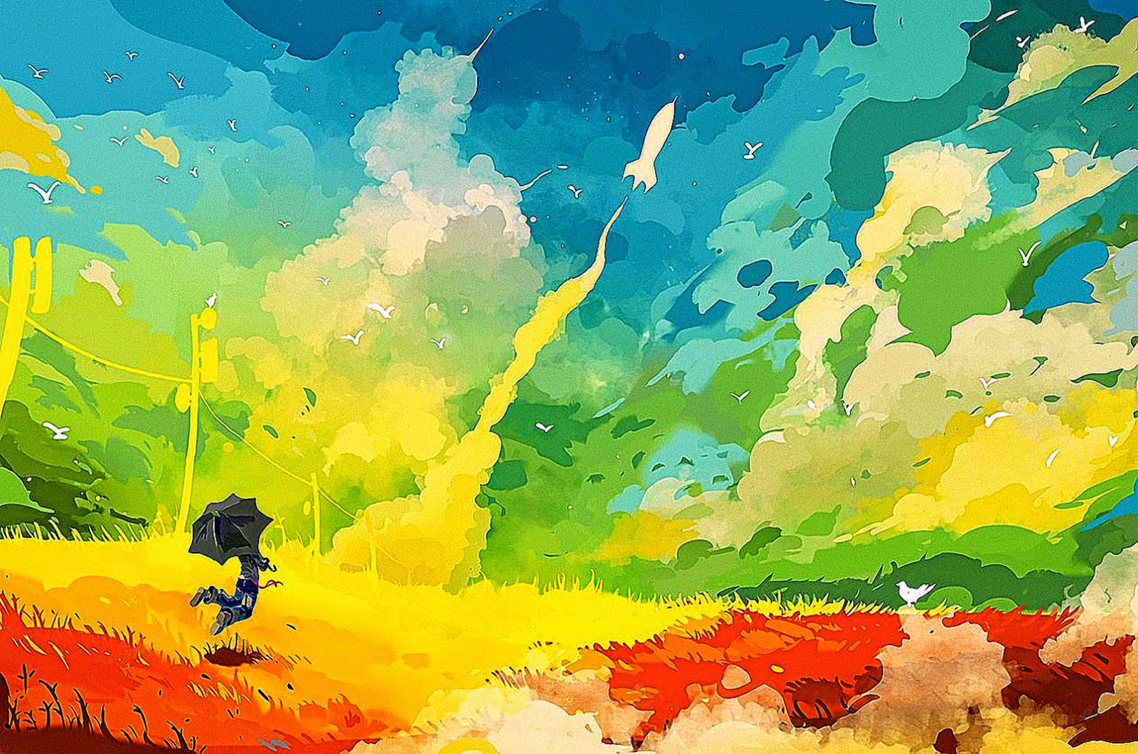 Art Wallpapers HD