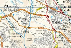 Carreteras de la Comunidad de Madrid