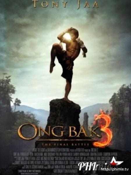 Phim Truy Tìm Tượng Phật 3 - Ong Bak 3 - The Final Battle - VietSub