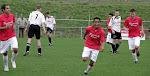 Foto's competitiewedstrijd Jong Ambon 1 - Breskens 1