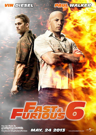 Ver Fast and Furious 6 (2013) Online