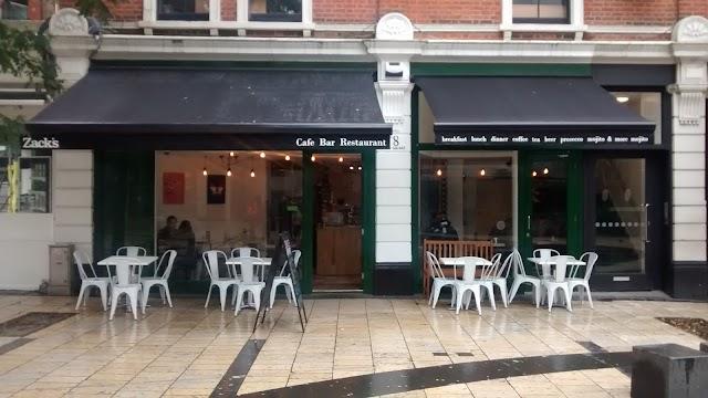 Zack's Cafe