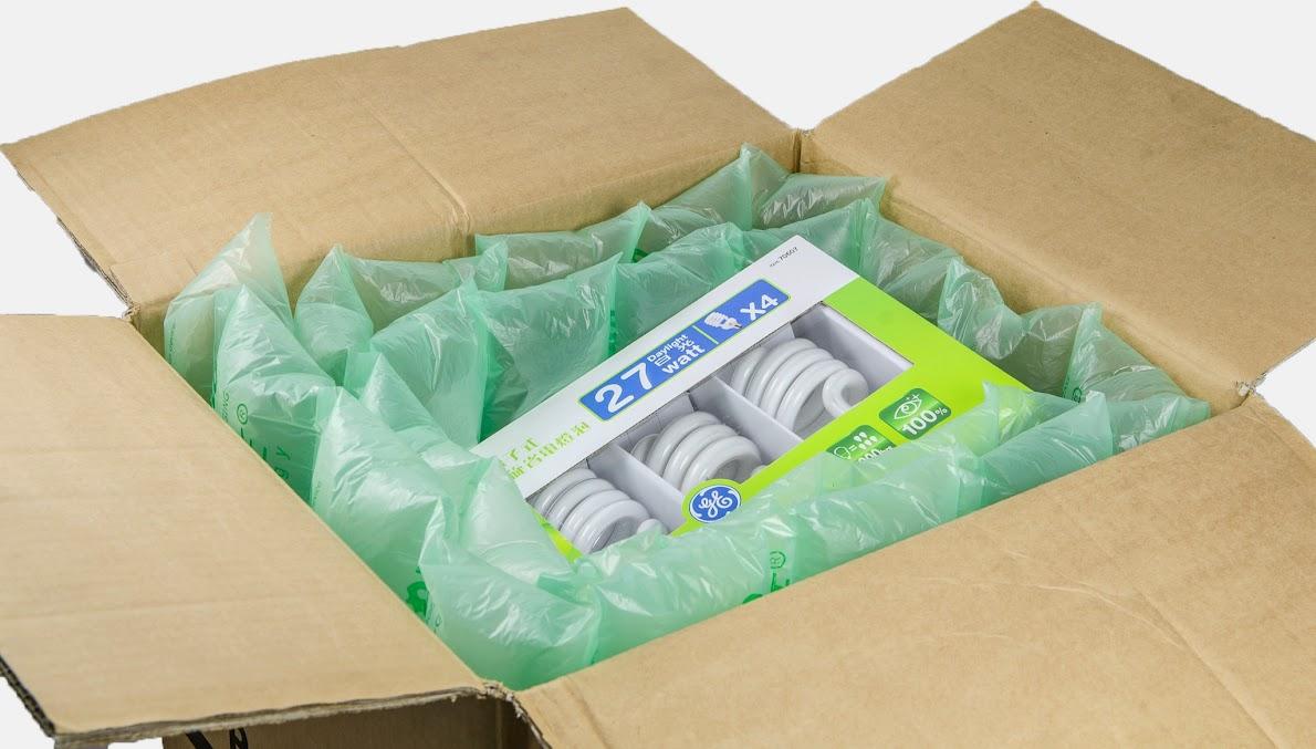 氣墊機包裝