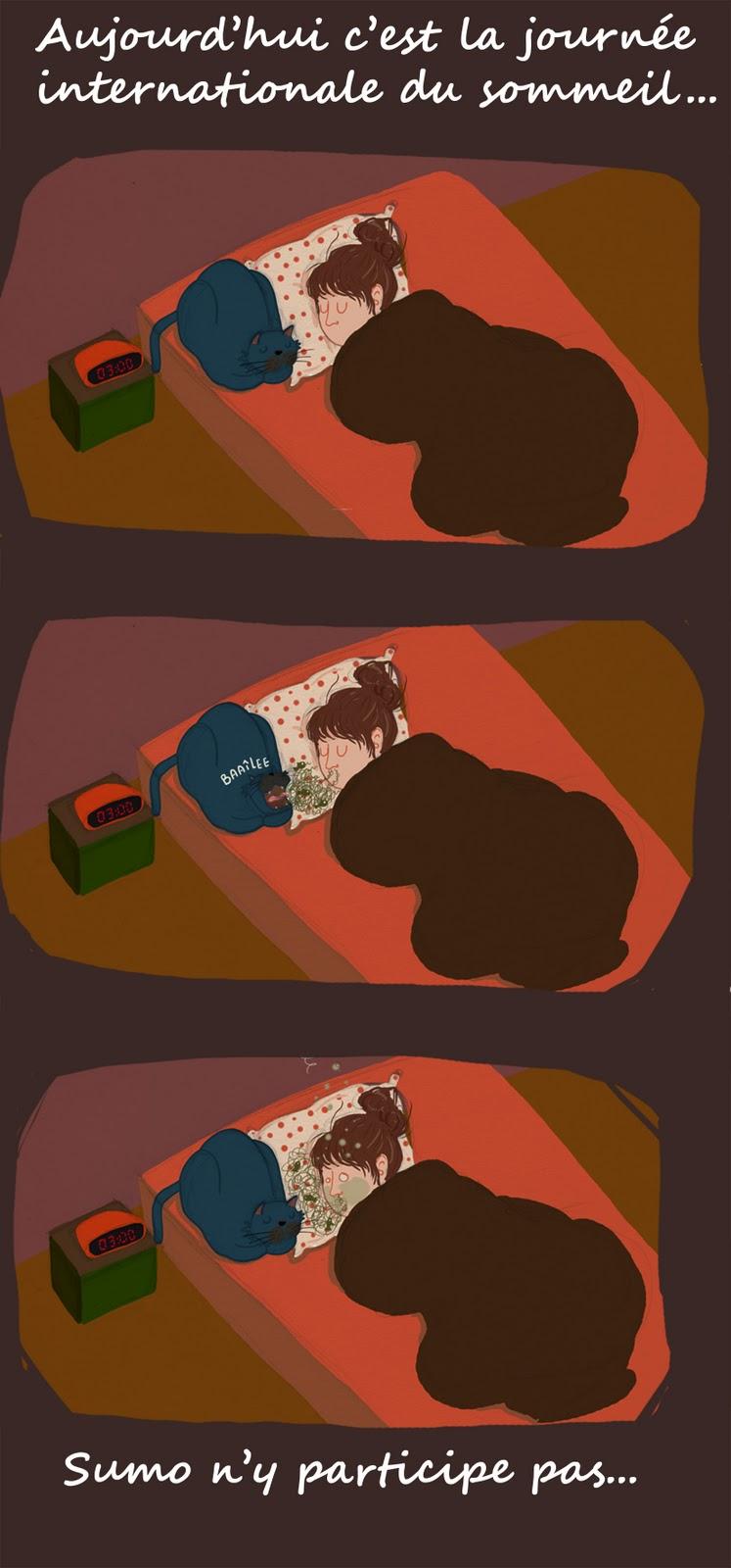amelie1000volts 18 mars journ e internationale du sommeil. Black Bedroom Furniture Sets. Home Design Ideas