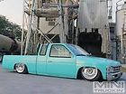 1992 Nissan Hardbody Custom Show Truck Lowrider Bagged and Bodydropped Air Ride