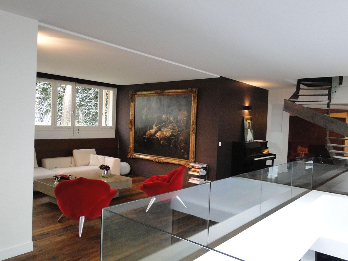 loft connexion by samuel johde loft paris 6e. Black Bedroom Furniture Sets. Home Design Ideas