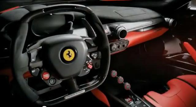 Ferrari F150 LaFerrari: A Nova Máquina de Cristiano Ronaldo   CR7's new supercar