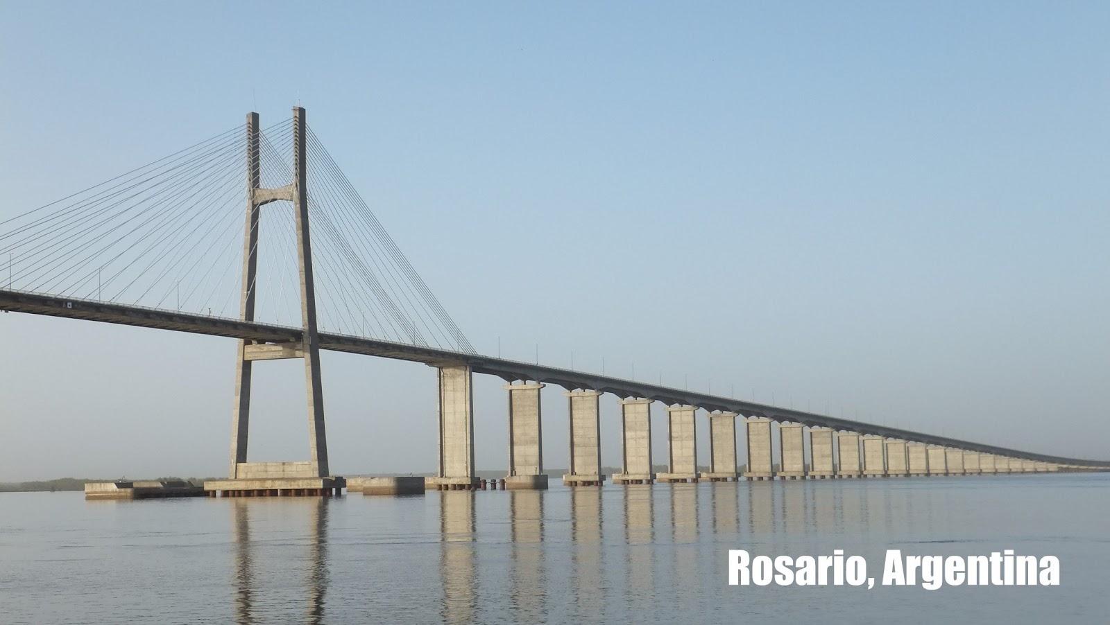 Puente Rosario-Victoria, Semana de la Gastronomía en Rosario