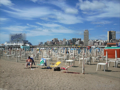 Playas de Mar del Plata