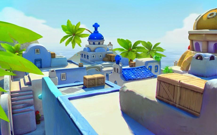 Loạt hình nền dễ thương của game bắn súng AvatarStar - Ảnh 3