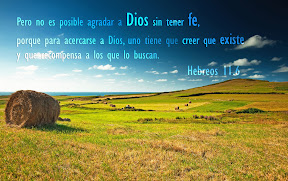 Hebreos 11.6