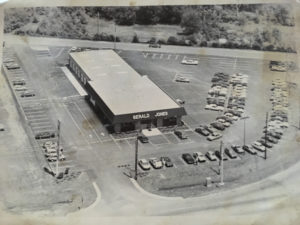 Gerald Jones auto center